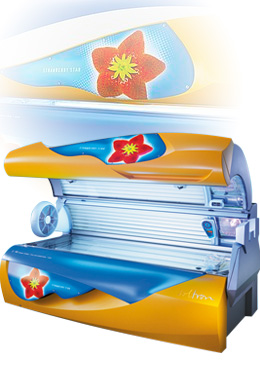 Solarium Soltron L-65 XTRA Strawberry Star